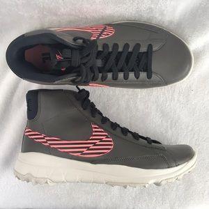 Nike Blazer Golf Shoe Size 9 Cargo Khaki Lava Bone